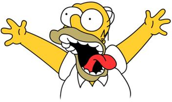 Wrong Homer...
