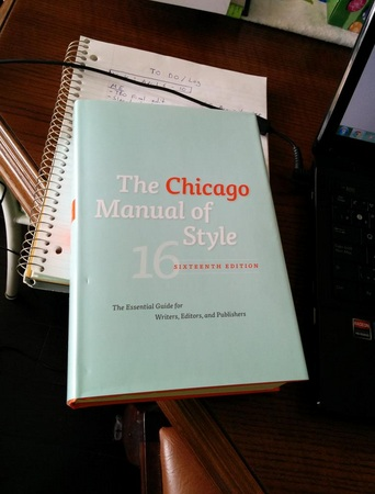 chicago manual of style quick