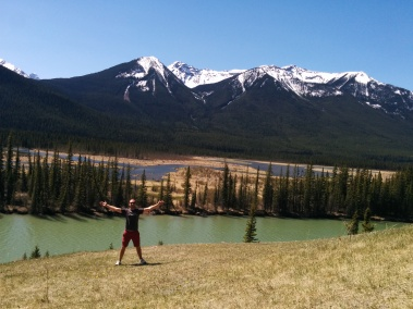 Just more amazing views in Banff.